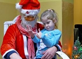 Święty Mikołaj w Tarnowie Jeziernym