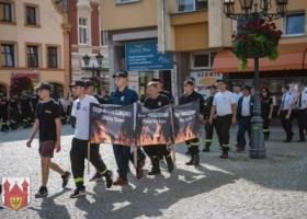 Wojewódzkie Zawody Sportowo - Pożarnicze drużyn Ochotniczych Straży Pożarnych