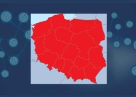 Od jutra cała Polska w strefie czerwonej