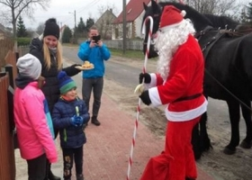 Święty Mikołaj w Bagnie