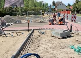 Wizyta na placu budowy