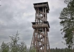 Wieża widokowa Joanna nieczynna do końca września